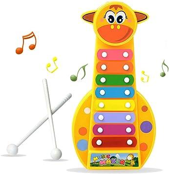 Juguete musical para bebé, juguete de batería, teclado ...