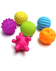 KONIG KIDS Textured Multi Sensory Ball Set