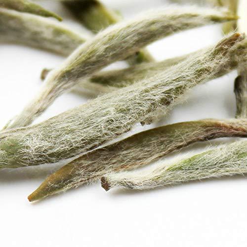 100% Top Quality Fuding Bai Hao Silver Needle White Tea Bai Hao Yin Zhen White Tea (50g 1.8oz 0.11lb)