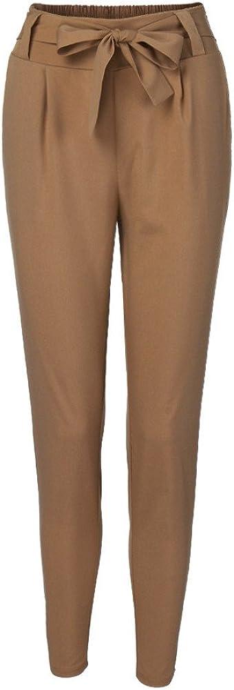 Pantaloni Donna Moda Salopette Slim Fit Casual Trousers Pantalone Tuta Eleganti Ragazza Jogger Lavoro Tuta Pantaloni Pants Lunghi Abbigliamento