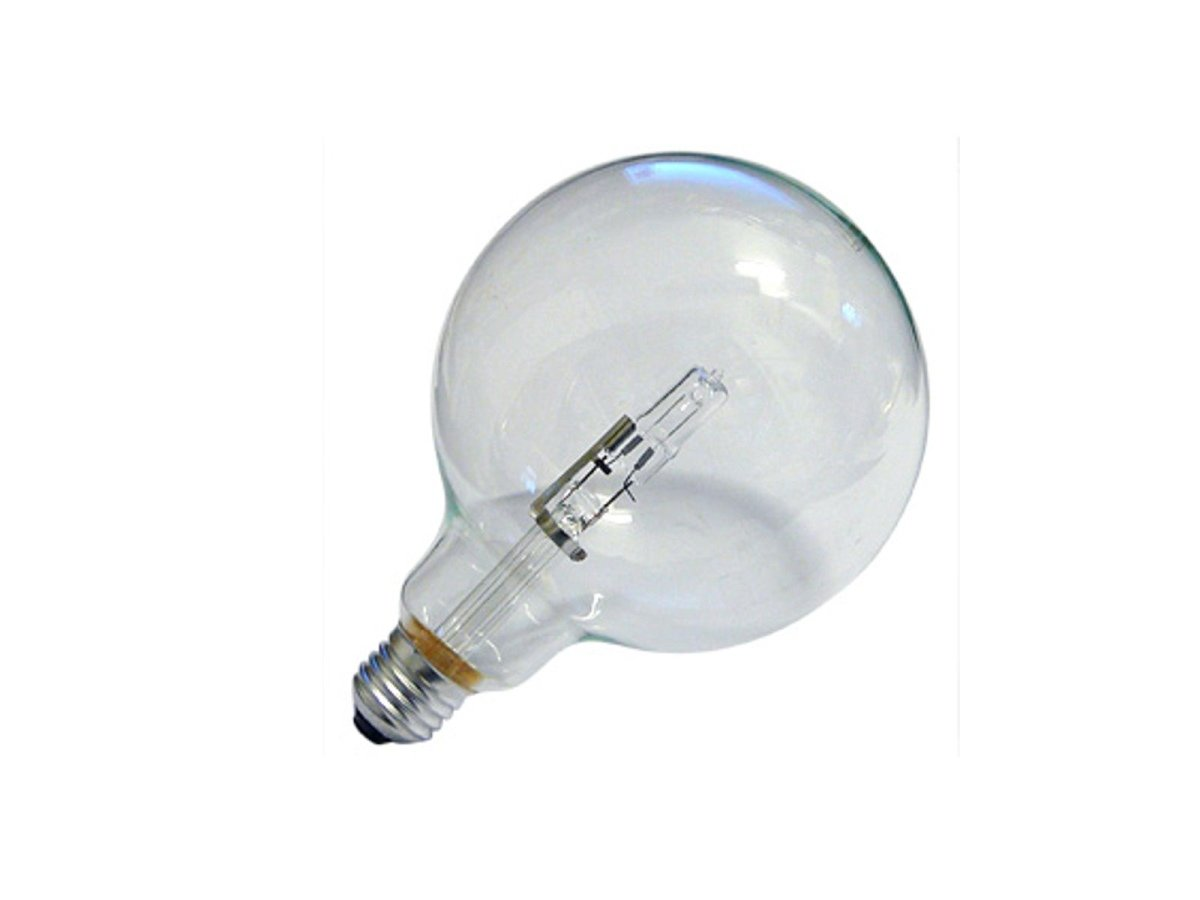 Duralamp globo halogena lampada halogena globo diametro w