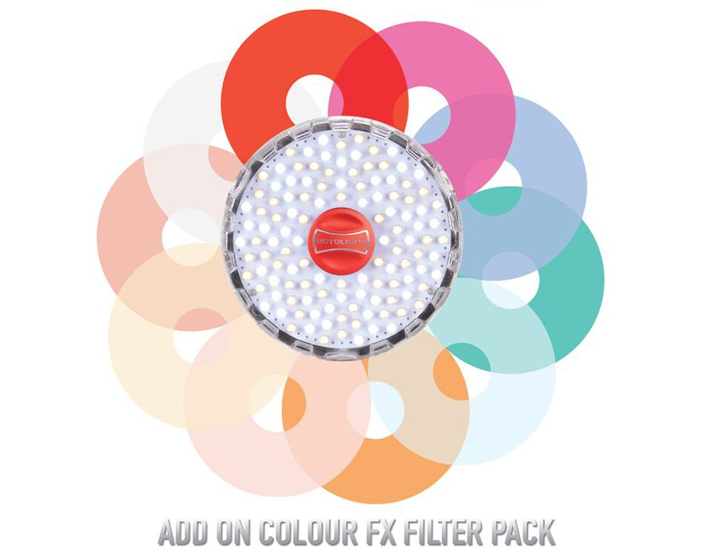 Rotolight Add-On Color FX Filter Pack for NEO by ROTOLIGHT (Image #2)