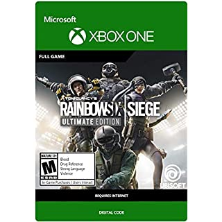 Tom Clancy's Rainbow Six Siege Year 5 Ultimate Edition - Xbox One [Digital Code]