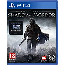 Middle-Earth: Shadow of Mordor (PS4) (UK IMPORT)