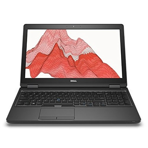 Dell Precision M3520 Intel Core i7-7820HQ X4 2.9GHz 16GB 512GB SSD,Black(Renewed)