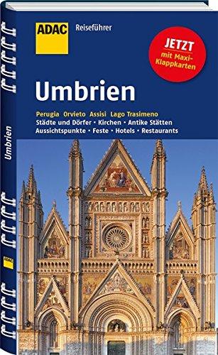 ADAC Reiseführer Umbrien: Perugia Orvieto Assisi Lago Trasimeno