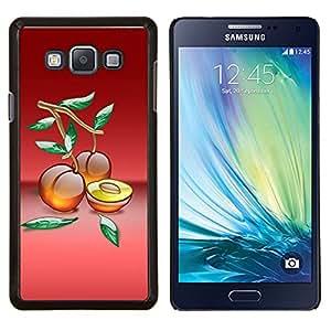 For Samsung Galaxy A7 A7000 Case , Naturaleza Hermosa Forrest Verde 83- Diseño Patrón Teléfono Caso Cubierta Case Bumper Duro Protección Case Cover Funda