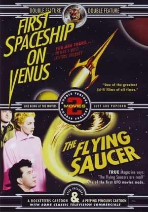 Amazon com: First Spaceship on Venus/Flying Saucer: Movies & TV