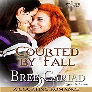 Courted by Fall: A Courting Romance Audiobook