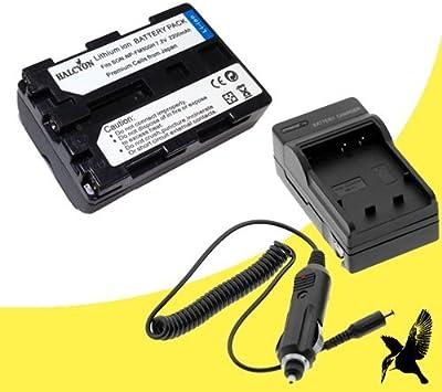 Cámara de batería cargador estación de carga para Sony Alpha slt-a77 II