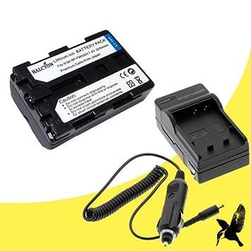 Amazon.com: Halcyon Kit de batería de 2200 mAh y cargador ...