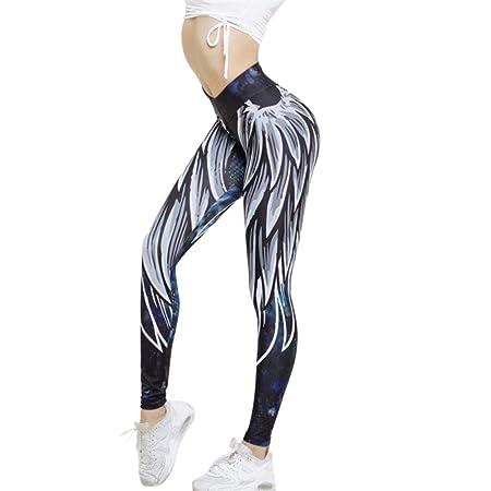 Pantalones de running para mujer Pantalones de yoga ...