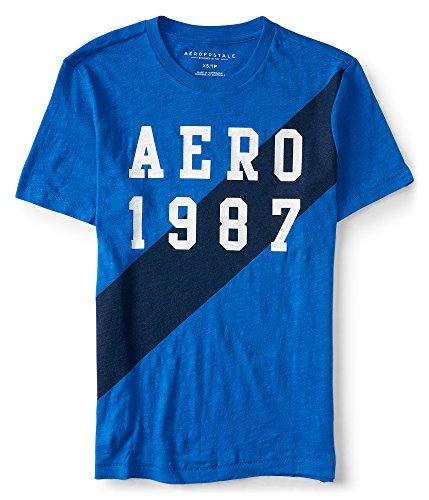 aeropostale-mens-aero-1987-diagonal-logo-graphic-t-shirt-m-sea-sky