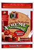 Ole Xtreme Wellness Tomato & Basil Tortilla Wraps - 6 Pack Case