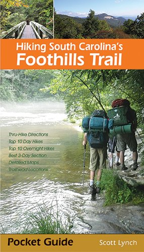 Hiking South Carolina's Foothills Trail