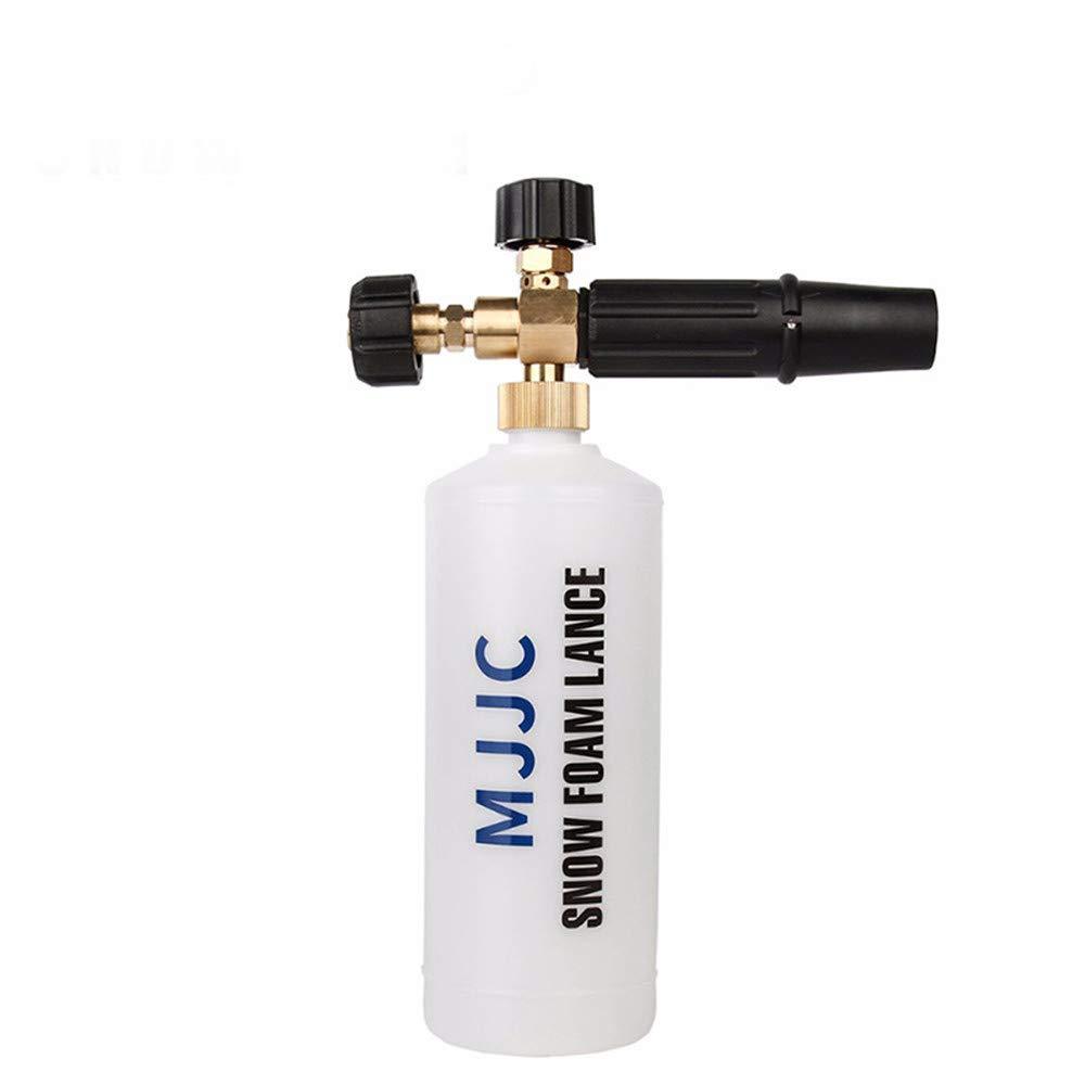 Male thread Foam Lance Adapter Pressure Jet Gun For Karcher HD HDS Black Gold
