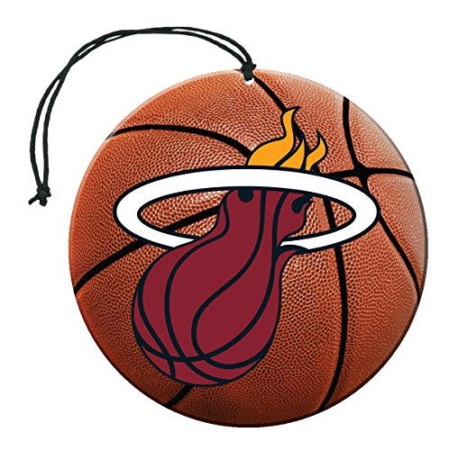 NBA Miami Heat Auto Air Freshener, 3-Pack