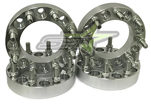 (Supreme Engineering Technologies 8X6.5 to 8X170 Wheel ADAPTERS | SPACERS | Put Ford Wheels ON Chevy 1.5