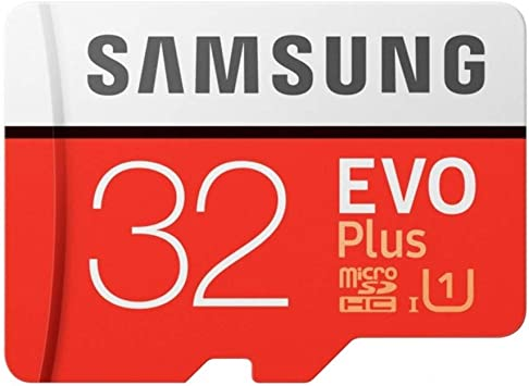 Amazon.com: Samsung EVO Plus 32 GB 100/MB/s tarjeta de ...