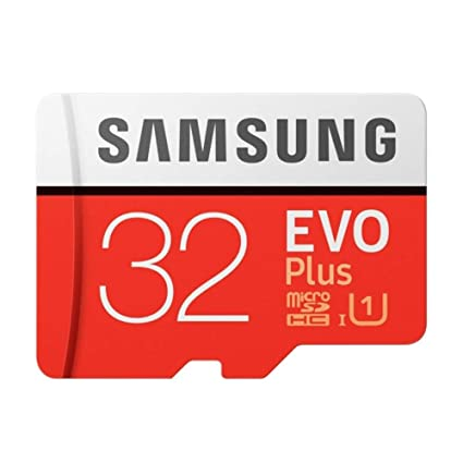 Samsung EVO Plus 32GB 95MB/s Micro SDHC Memory Card with Adapter up to (MB-MC32GA)