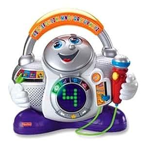 Amazon.com: Fisher-Price Fun-2-Learn Learning DJ: Toys & Games