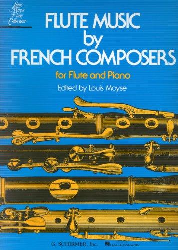 MOYSE L. - Musica de Compositores Franceses para Flauta y...