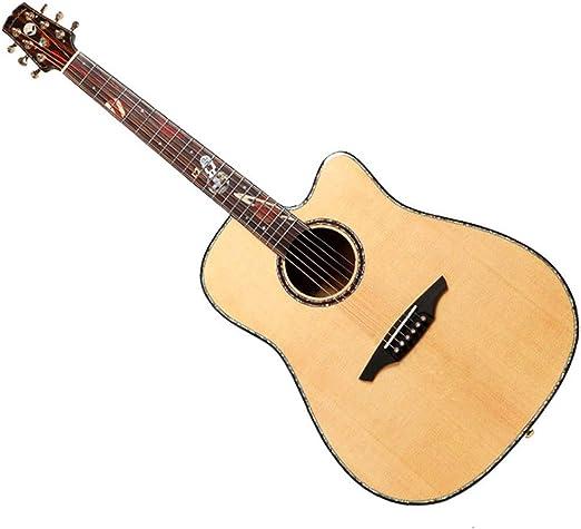 Kits de Guitarra acústica Cuerdas Guitarra Instrumento Corte de ...