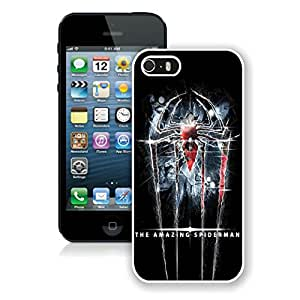 Spider man Case For iPhone 5S/5 White