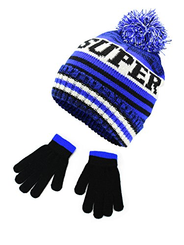 Embroidered Winter Gloves - 4