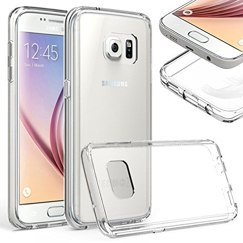 Samsung Galaxy S7 SM-G930 Ultra Clear Transparent Slim Fit TPU Fusion Case [SlickGearsTM] Shock Scratch Impact Protection