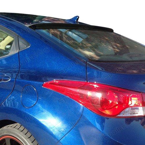 Hyundai Elantra Rear Window Roof Spoiler - Elantra Car Spoiler Hyundai