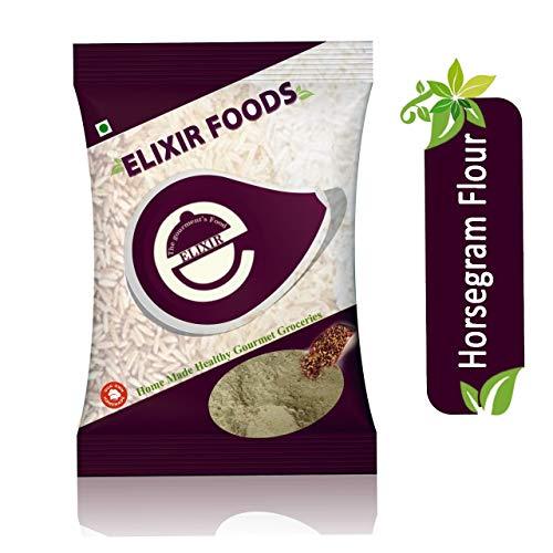 Elixir Home Made kulthi Atta 3Kg(Free Pearl Millet Flour 1kg)