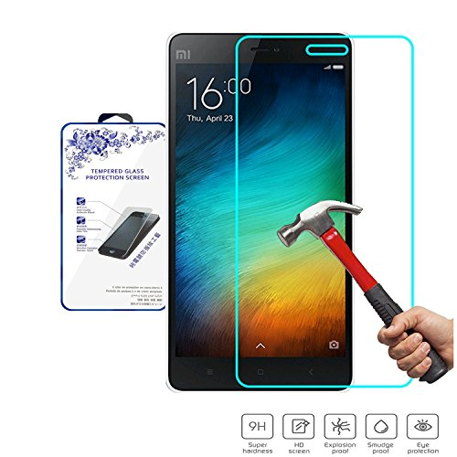 Tempered Glass Screen Protector for Xiaomi Mi4i - 1
