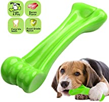 oneisall Durable Dog Chew Toys Bone Chew Toy for Puppy Dogs— Indestructible for Aggressive Chewers S