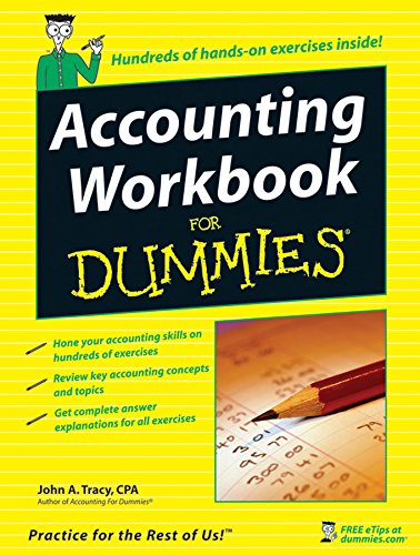 100 best selling accounting books of all time bookauthority book cover of john a tracy accounting workbook for dummies fandeluxe Gallery