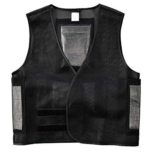 SUN-S (サンエス) 공조 신성 복장 아이스 조끼 냉 난방 의류 베스트 화물로 된 남성 작업복 ss-ku99100 【 공조 베스트 】 / SUN-S Air Conditioning Style Jinclothes Ice Vest Air-Conditioning Clothes With Best Cooling Agent Men`s Work Cloth...