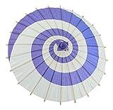 Alien Storehouse Mini Handmade Oiled Paper Umbrella, Decorative Umbrellas Kids [E]