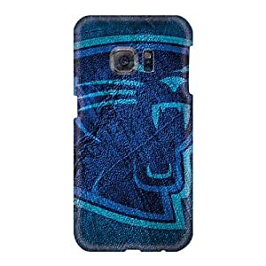 Samsung Galaxy S6 WPR1962xgmG Customized HD Carolina Panthers Series Excellent Hard Cell-phone Cases -DanLuneau