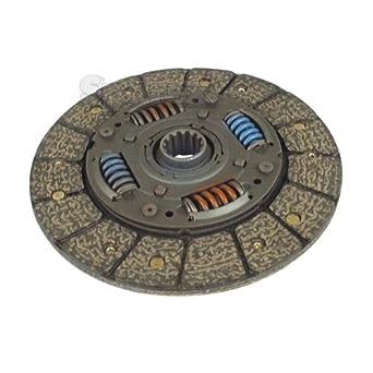 Amazon.com: Sparex 68976 - Mitsubishi/Satoh Tractor Clutch Disc D1300 MT160 MT180 MT372 S370 S373 S470: Industrial & Scientific