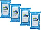Cetaphil Cleansing Cloth Cetaphil Gentle Skin Cleansing Cloths, 100 Count (4 X 25 Count Packs)