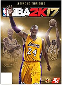 2K NBA 2K17: Legend Edition Gold Digital Download, PC - Juego (PC ...