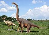 Brachiosaur Adolescent Life Size Dinosaur Garden Statue (Jurassic Park)