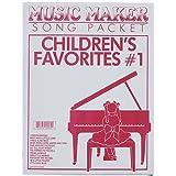 Children\'s Favorite Songs- Song Sheets for Lap Harp (Music Maker)
