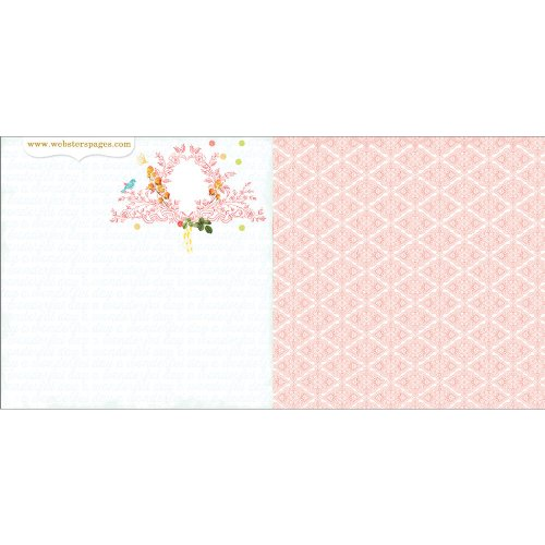 """Party Time! Double-Sided Cardstock 12""""X12""""-Treasured Memories"""