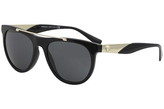 3a88a847f6e Versace homme 0VE4347 GB1 87 56 Montures de lunettes