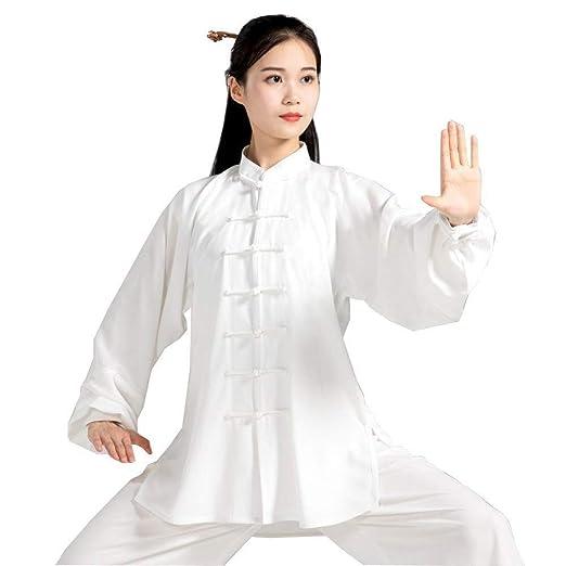 Tai Chi Uniforme Ropa De Entrenamiento Ropa De Kung Fu Traje ...