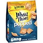 9- Pack Wheat Thins Popped Chips