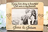 Personalized Picture Frame - Every Love Story is Beautiful