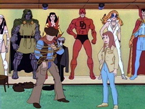 Spider Man Animation - Spider-Man: Unmasked!