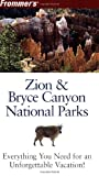 Zion and Bryce Canyon National Parks, Barbara Laine and Don Laine, 047176390X